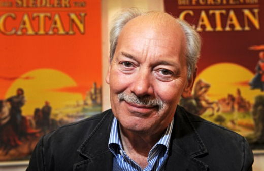 Klaus Teuber, the Man Who Built The Settlers of Catan : The New Yorker
