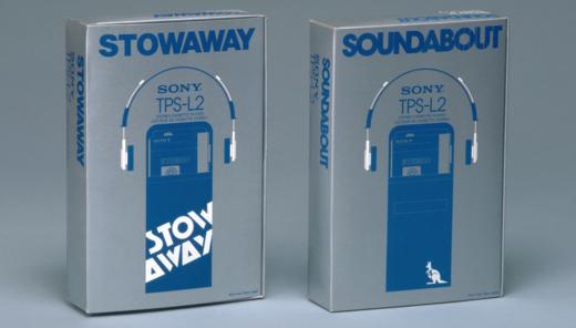 Sony Walkman TPS-L2 — Minimally Minimal