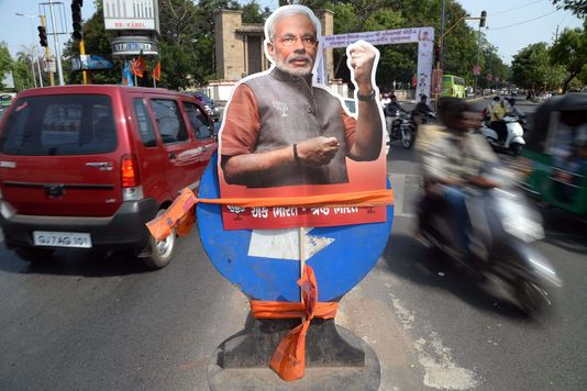 Les réseaux sociaux sortent gagnants des élections Indiennes