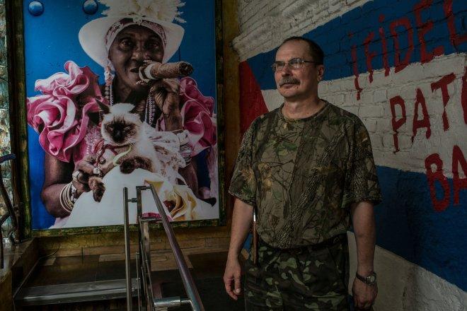 Plenty of Room at the Top of Ukraine's Fading Rebellion - NYTimes.com